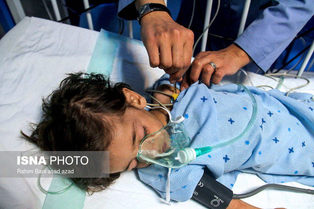 تصاویری هولناک از تازه ترین جنایت در حق کودکان ایرانی